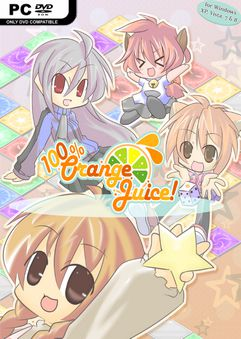 100 Percent Orange Juice Mei and Natsumi-PLAZA