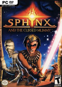 Sphinx and the Cursed Mummy v28.06.2018