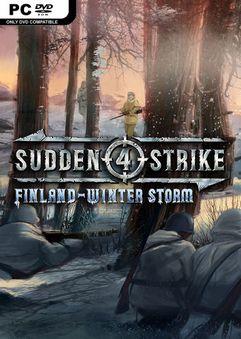 Sudden Strike 4 Finland Winter Storm-Razor1911