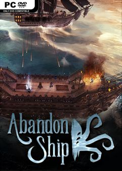 Abandon Ship The Spider Islands-ALI213