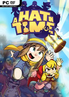 A Hat in Time Seal the Deal-CODEX