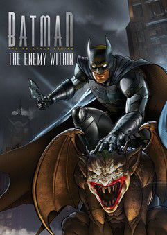 Batman The Enemy Within Episode 4-CODEX