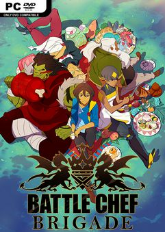 Battle Chef Brigade Build 21344