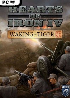 Hearts of Iron IV Waking the Tiger-CODEX