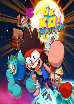 OK.K.O Lets Play Heroes-CODEX