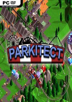 Parkitect-PLAZA