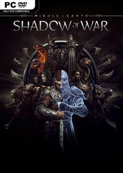 Middle Earth Shadow of War-CODEX