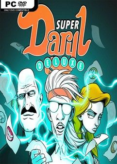 Super Daryl Deluxe-CODEX