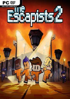 The Escapists 2 v1.1.7 Incl DLC