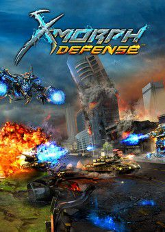 X-Morph Defense European Assault-CODEX