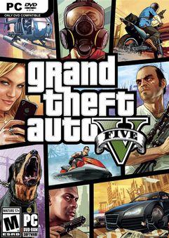 Grand Theft Auto V Incl Rage MP-Repack