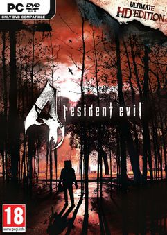 Resident Evil 4 Ultimate HD Edition v1.1.0-Repack