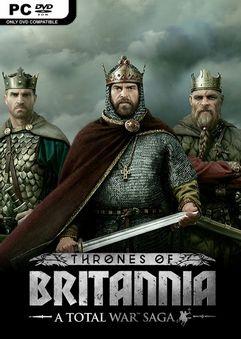 Total War Saga Thrones of Britannia-Repack