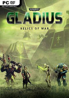 Warhammer 40.000 Gladius Relics of War-CODEX