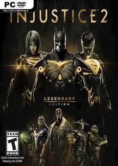 Injustice 2 Legendary Edition Incl All DLCs-Repack