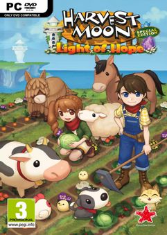 Harvest Moon Light of Hope Special Edition v2.0.0