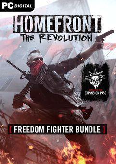 Homefront The Revolution Freedom Fighter Bundle-Repack