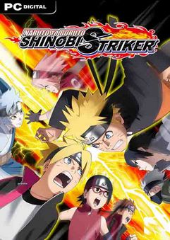 NARUTO TO BORUTO SHINOBI STRIKER Update v1.05.00-CODEX