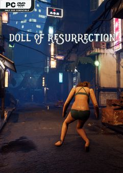 Doll of Resurrection-HOODLUM