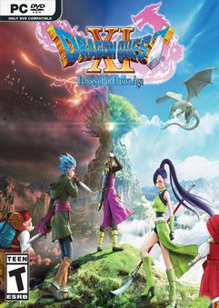 DRAGON QUEST XI Echoes of an Elusive Age-Repack