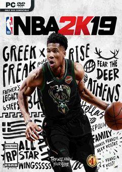 NBA 2K19 v1.08