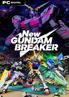 New Gundam Breaker Incl DLC-Repack