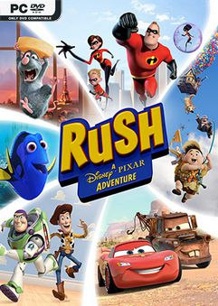 RUSH A Disney PIXAR Adventure-CODEX