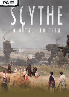 Scythe Digital Edition Invaders from Afar-PLAZA
