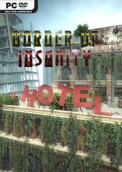 Border Of Insanity-DARKSiDERS