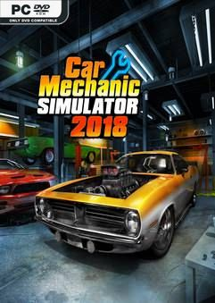 Car Mechanic Simulator 2018 v1.6.5 Incl DLCs