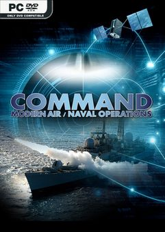 Command Modern Air Naval Operations Command Live The King of the Border-SKIDROW