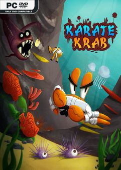 Karate Krab In Space-PLAZA