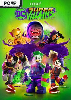 LEGO DC Super Villains Incl 2 DLCs-Repack