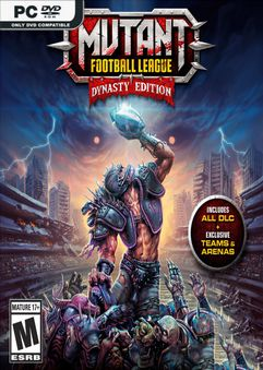 Mutant Football League Sin Fransicko Forty Nightmares v1.3-Razor1911