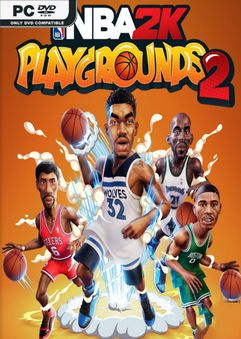 NBA 2K Playgrounds 2-CODEX