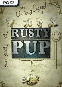 The Unlikely Legend of Rusty Pup-HOODLUM