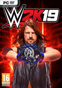 WWE 2K19 Digital Deluxe Edition Incl 4 DLCs-Repack