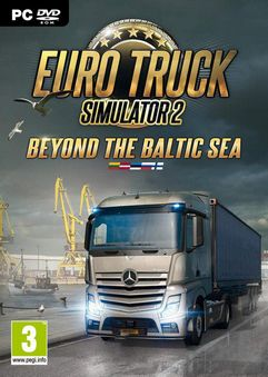 Euro Truck Simulator 2 Beyond the Baltic Sea-CODEX