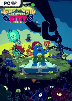 Heart Chain Kitty-DARKSiDERS