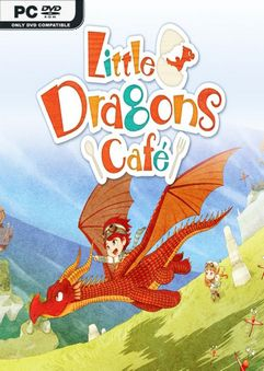 Little Dragons Cafe-ALI213