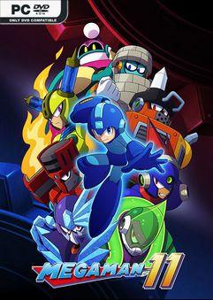 Mega Man 11-Repack
