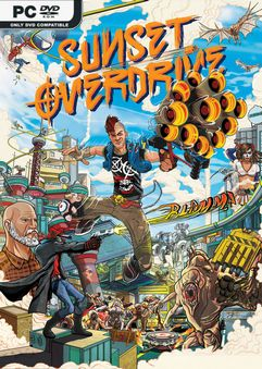 Sunset Overdrive v1.0u2