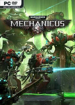 Warhammer 40.000 Mechanicus-CODEX