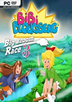 Bibi Blocksberg Big Broom Race 3-DARKSiDERS