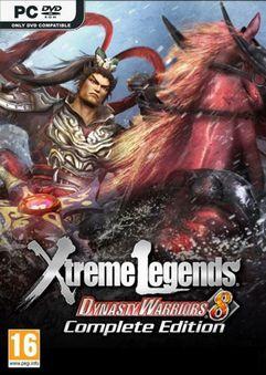 DYNASTY WARRIORS 7 Xtreme Legends Definitive Edition-CODEX