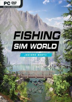 Fishing Sim World Jezioro Bestii-HOODLUM