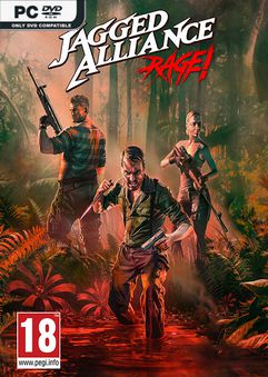 Jagged Alliance Rage-GOG