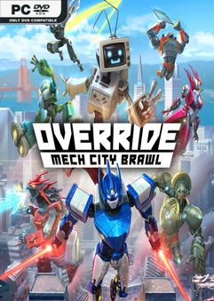Override Mech City Brawl Build 20190412