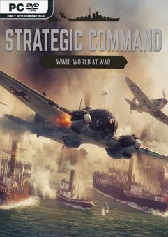 Strategic Command WWII World at War v1.12.00.01