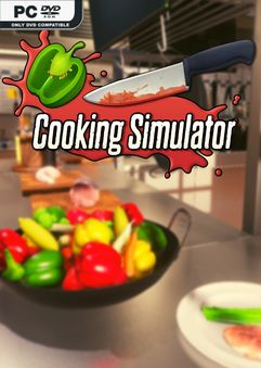 Cooking Simulator v1.7-PLAZA